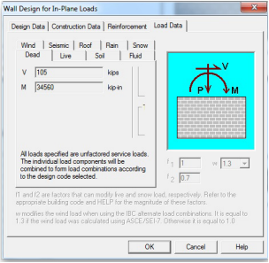 SOFTWARE FOR THE STRUCTURAL DESIGN OF CONCRETE MASONRY - NCMA