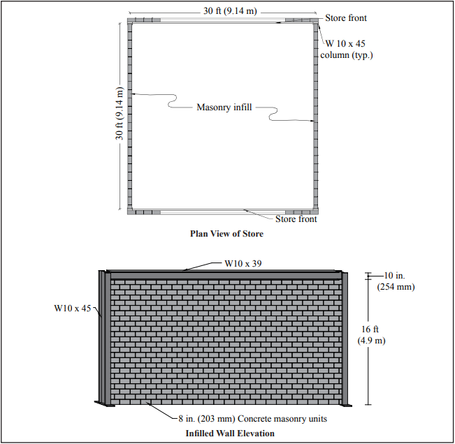 DESIGN OF CONCRETE MASONRY INFILL - NCMA